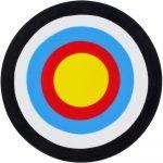 Free Red Bullseye, Download Free Clip Art, Free Clip Art On Clipart   Free Printable Bullseye