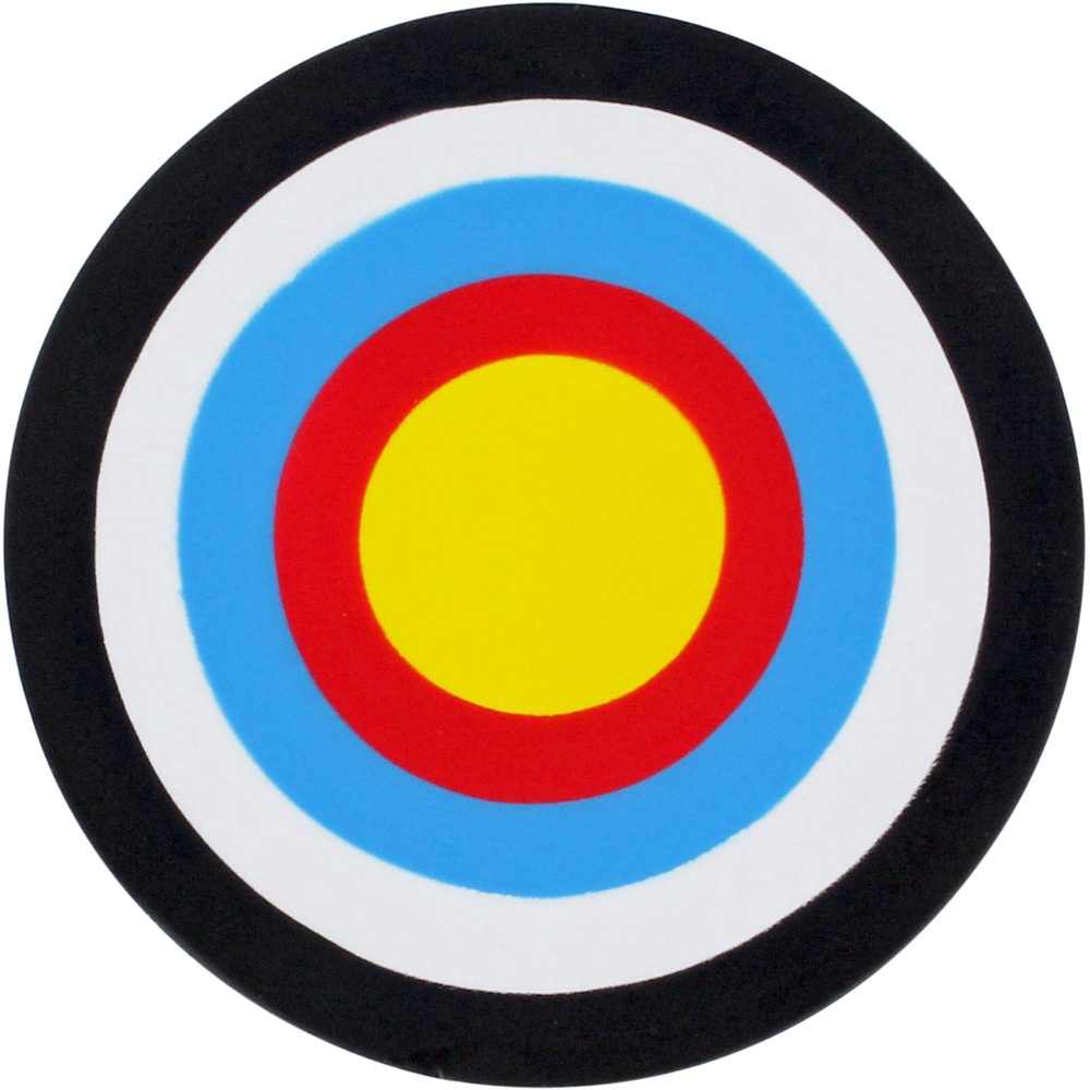 Free Red Bullseye, Download Free Clip Art, Free Clip Art On Clipart - Free Printable Bullseye