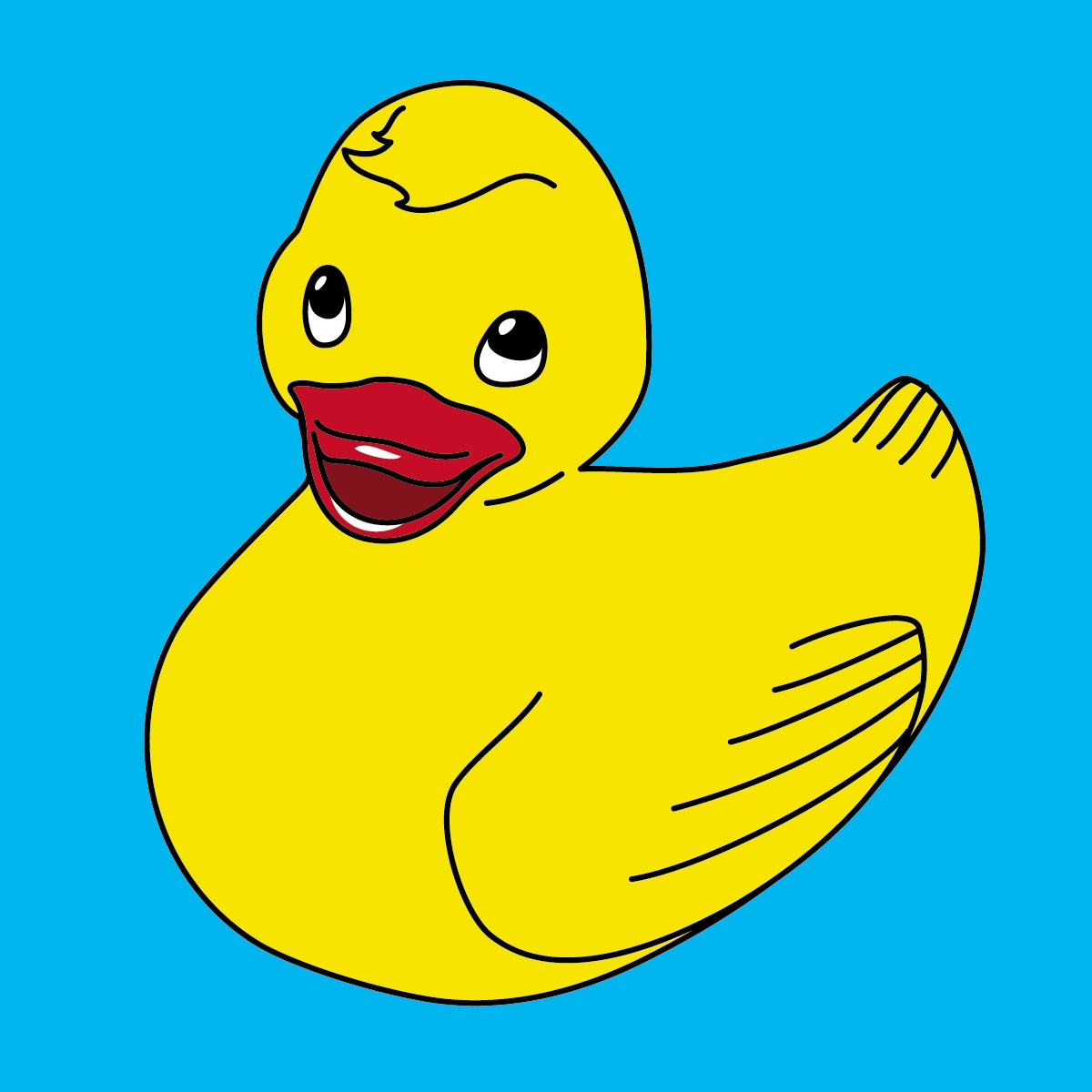 Free Rubber Ducky Image, Download Free Clip Art, Free Clip Art On - Free Duck Printables