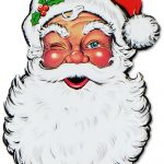 Free Santa Face Picture, Download Free Clip Art, Free Clip Art On   Free Printable Santa Claus Face
