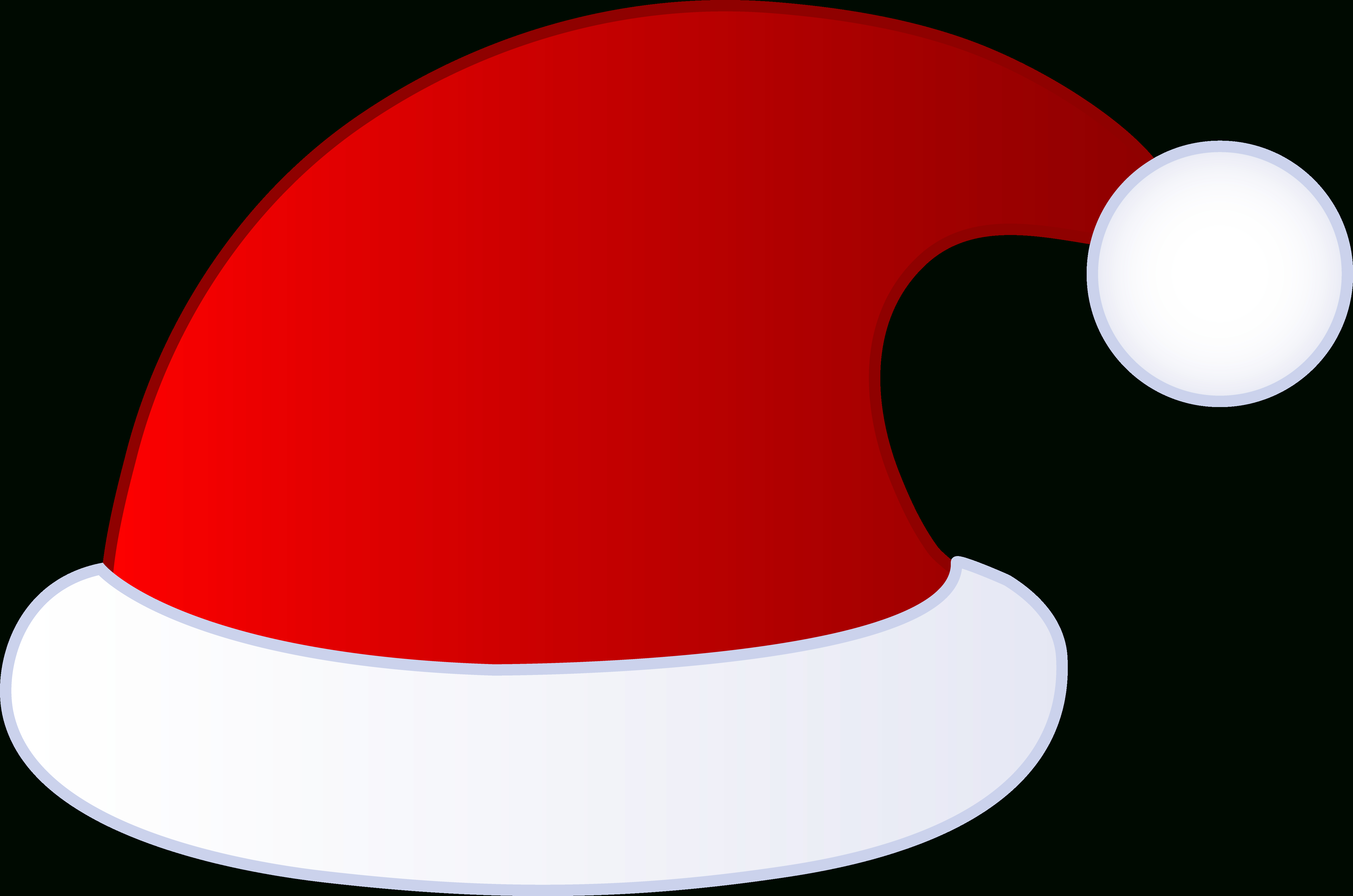 Free Santa Hat On Picture, Download Free Clip Art, Free Clip Art On - Free Printable Santa Hat Patterns