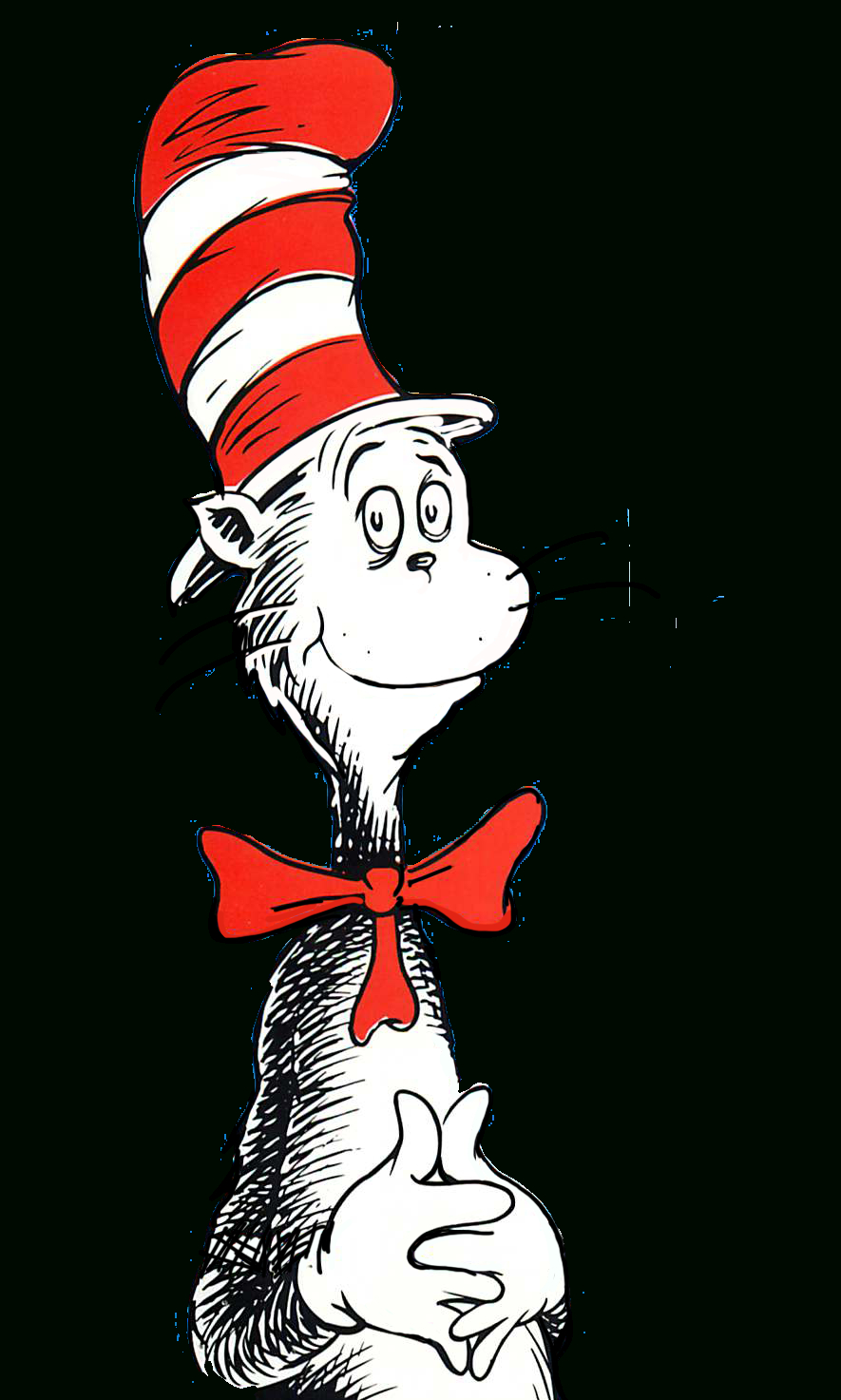 Free Seuss Cliparts, Download Free Clip Art, Free Clip Art On - Free Printable Cat In The Hat Clip Art