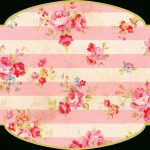 Free Shabby Floral Printable Tags   Free Pretty Things For You   Free Printable Floral Labels