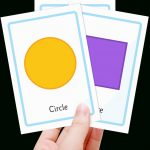 Free Shape Flashcards For Kids   Totcards   Free Printable Flash Cards