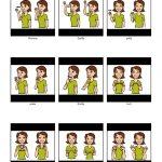 Free Sign Language Printables | Wordsofhisheart   Sign Language Flash Cards Free Printable