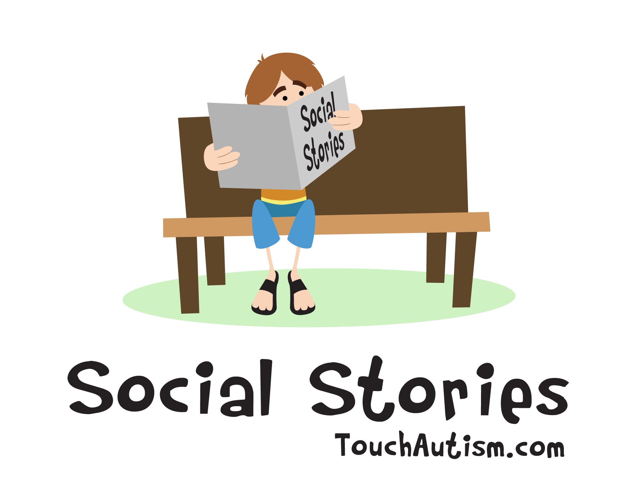 Free Social Story Creator Apptouch Autism - Free Printable Social Story Template