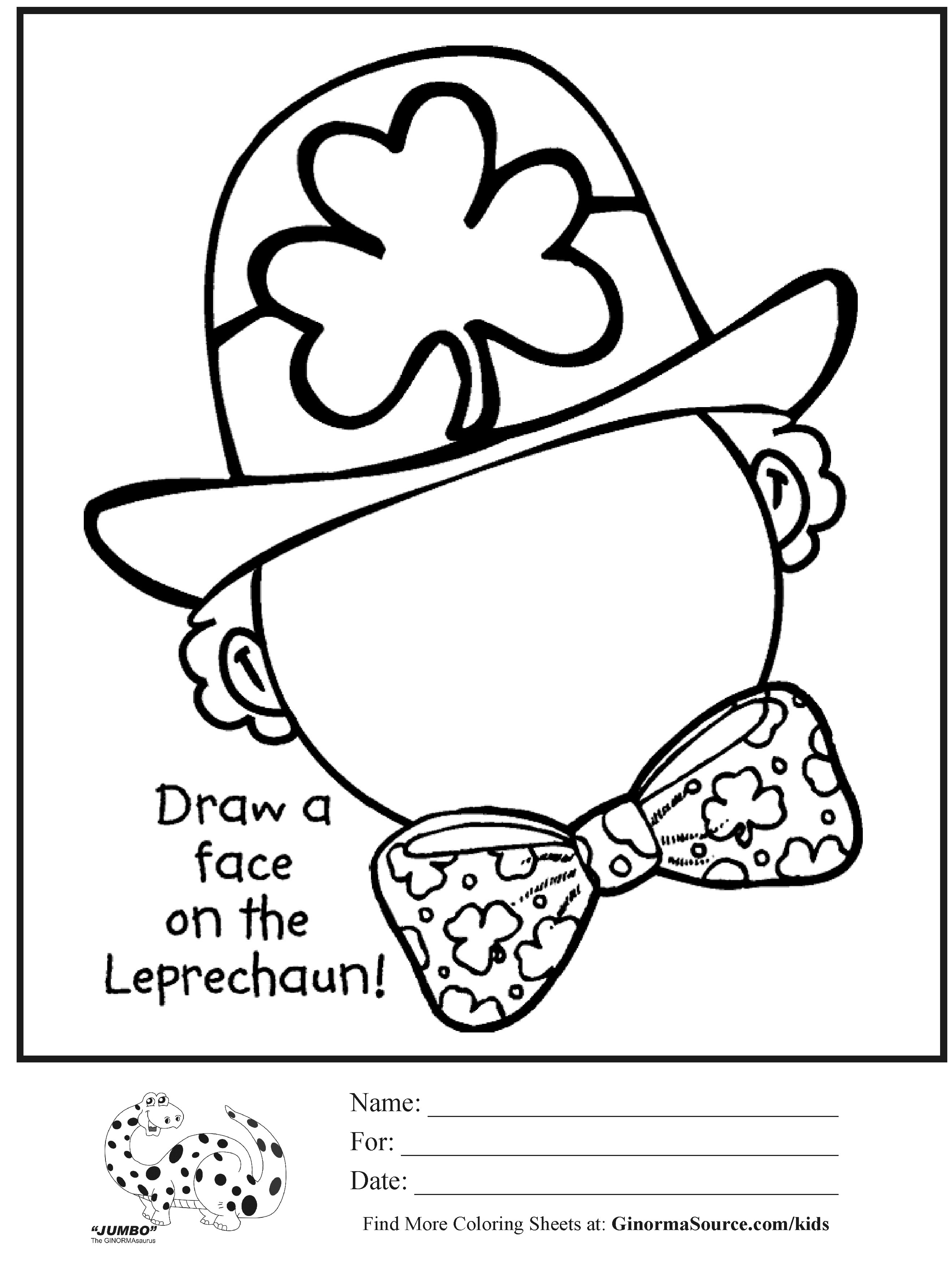Free St Patricks Day Drawings, Download Free Clip Art, Free Clip Art - St Patrick's Day Printables Free