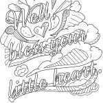 Free Swear Word Printable Page Archives   Thiago Ultra   Free Printable Swear Word Coloring Pages