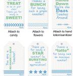 Free Teacher Appreciation Printables | Signup   Free Printables For Teachers