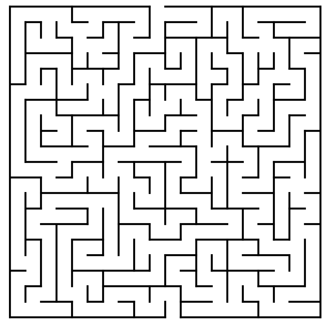 Free Technology For Teachers: A Quick And Easy Way To Create - Free Printable Mazes
