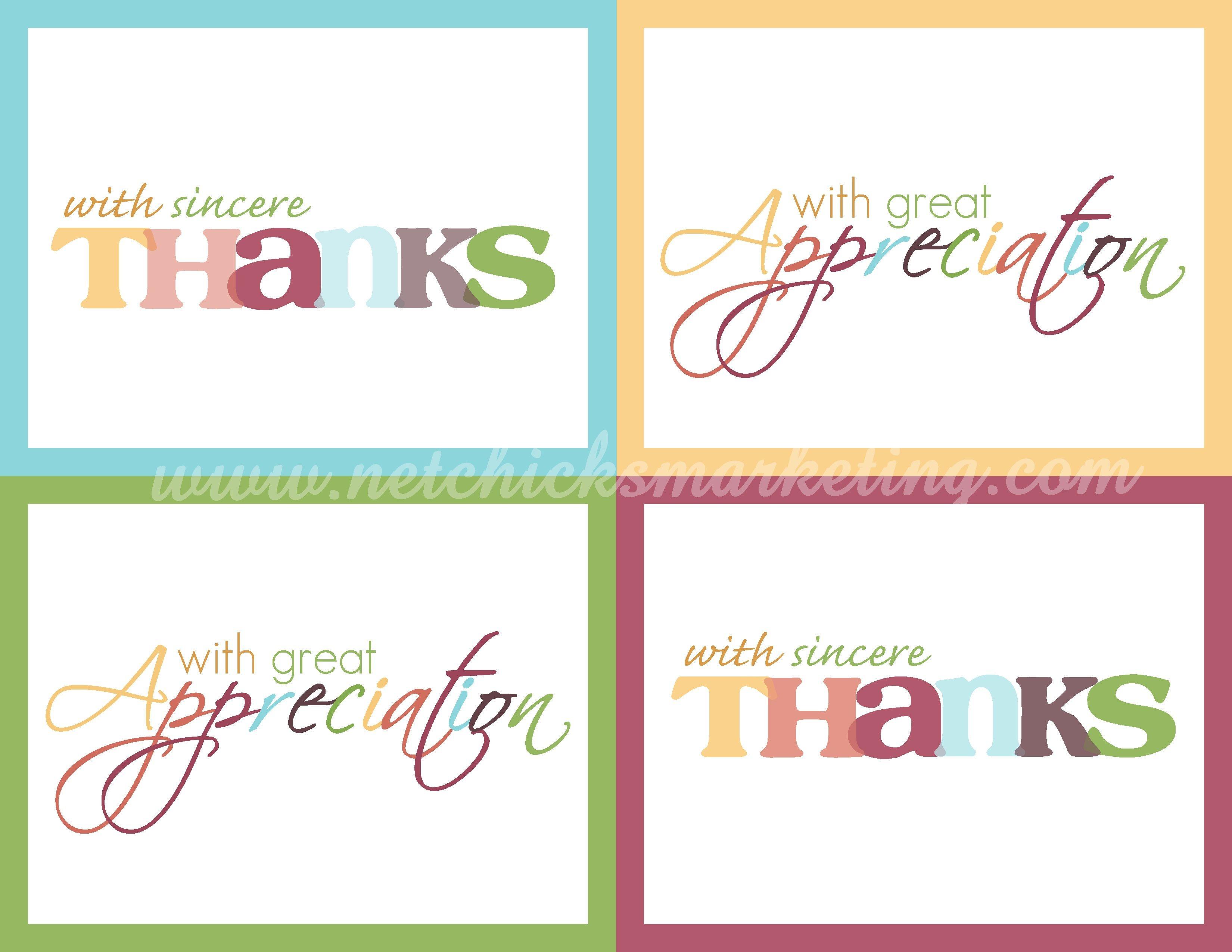 Free Thank You Cards #printable | Digi Freebies | Thank You Card - Free Printable Cards