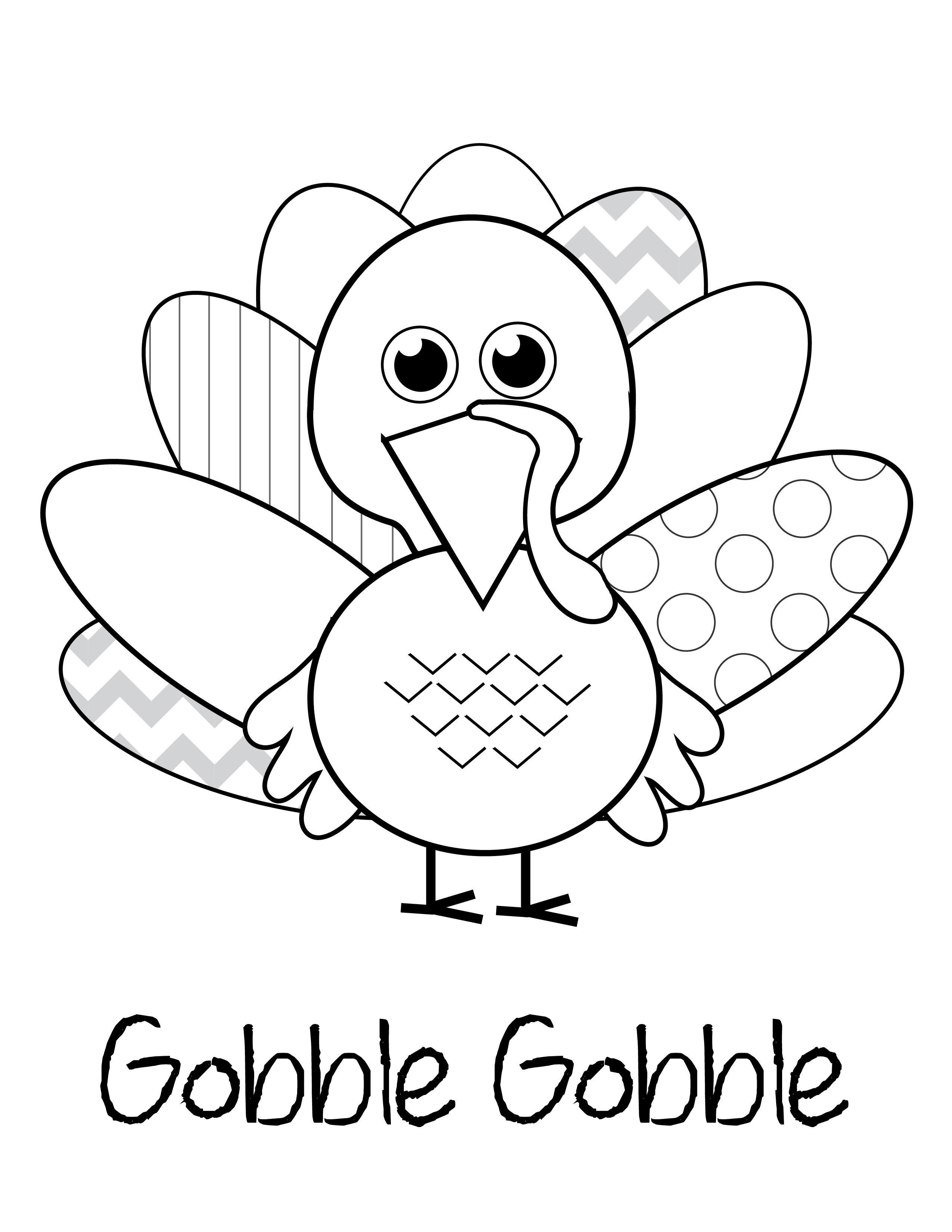 Free Thanksgiving Printables | Kids Thanksgiving Ideas - Free Thanksgiving Printables