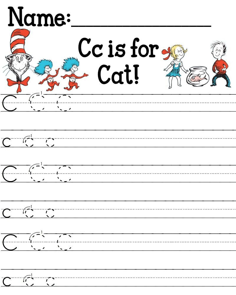 Free The Cat In The Hat Printables | Mysunwillshine | Activities - Cat In The Hat Free Printable Worksheets