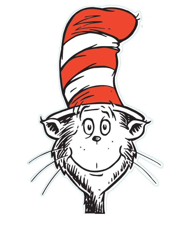 Free The Cat In The Hat Printables | Mysunwillshine | Dr. Seuss - Free Printable Dr Seuss Hat Template
