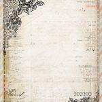 Free To Download! Printable Vintage Style French Stationaryjodie   Free Printable Vintage Stationary