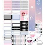 Free Tumblr Vibes Printable Planner Stickers For The Erin Condren   Free Printable Tumblr Stickers