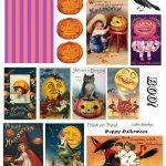 Free Vintage Digital Stamps**: Free Vintage Printable   Halloween   Free Printable Vintage Halloween Images
