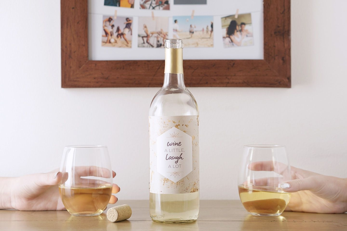 Free Wine Label Templates For Any Occassion - Free Printable Birthday Wine Labels