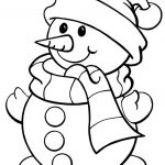 Free Winter Coloring Pages | Coloring Page | Kleurplaten   Christmas   Free Printable Winter Coloring Pages