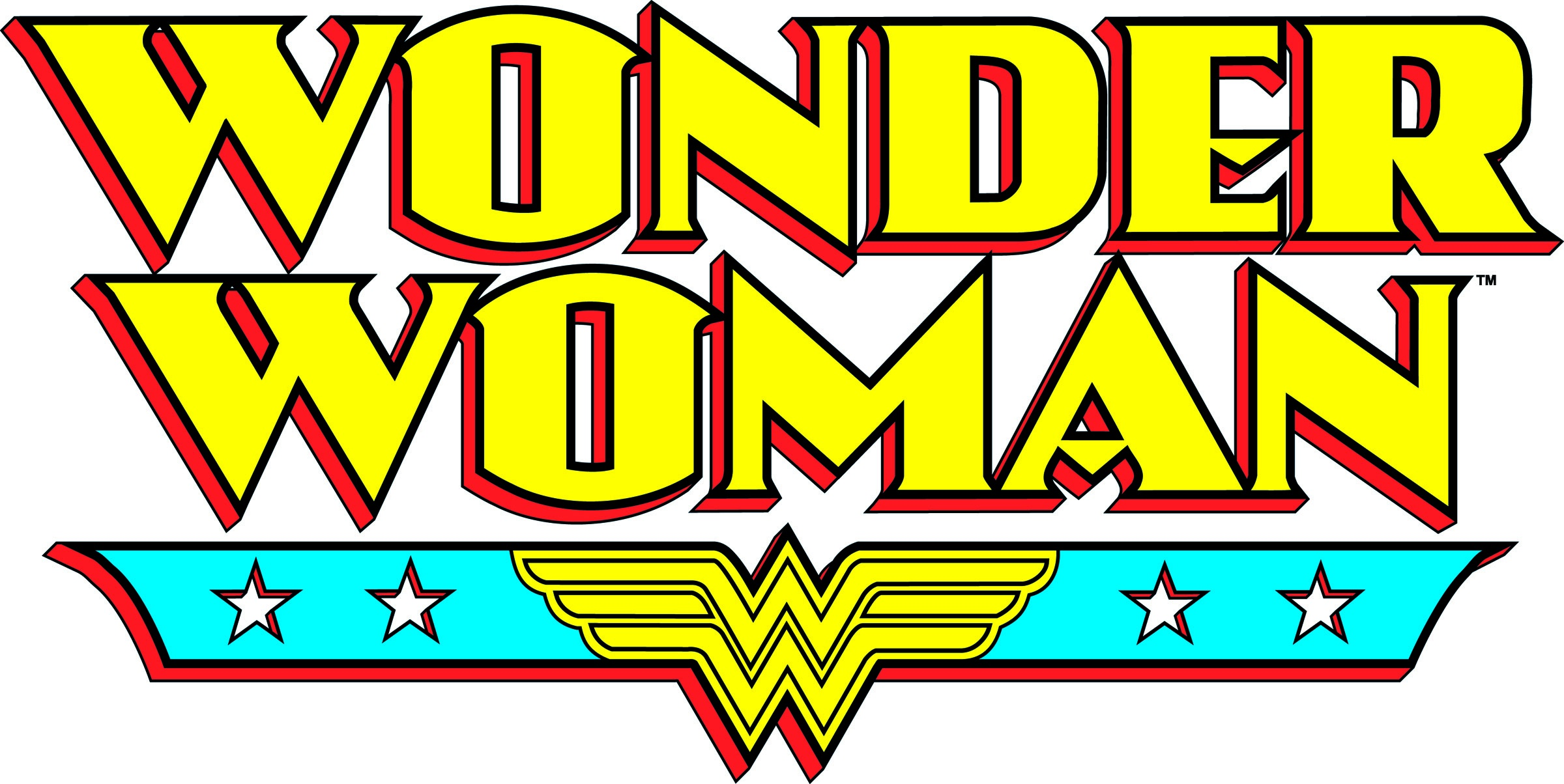 Free Wonder Woman Font, Download Free Clip Art, Free Clip Art On - Free Wonder Woman Printables