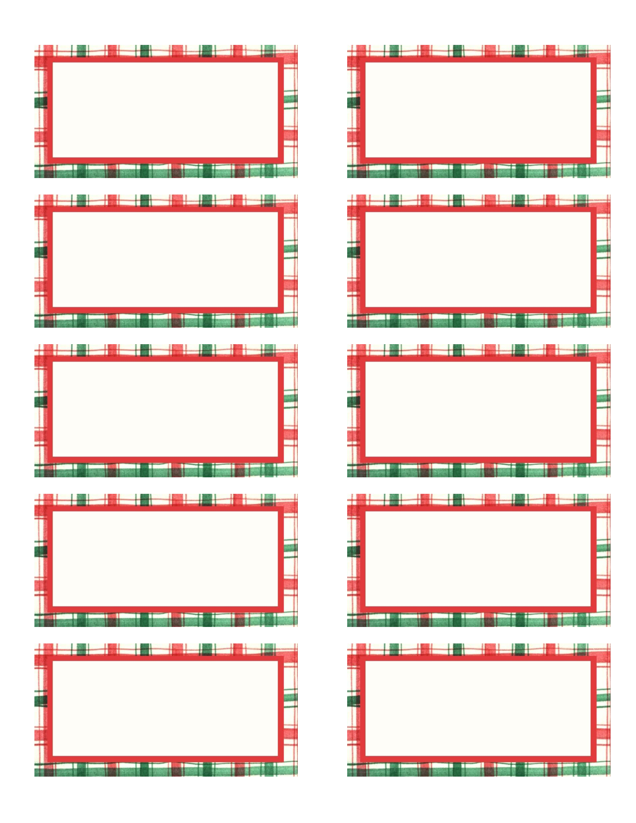 Free+Avery+Christmas+Tag+Label+Template   The Teacher In Me - Free Printable Christmas Tags Templates