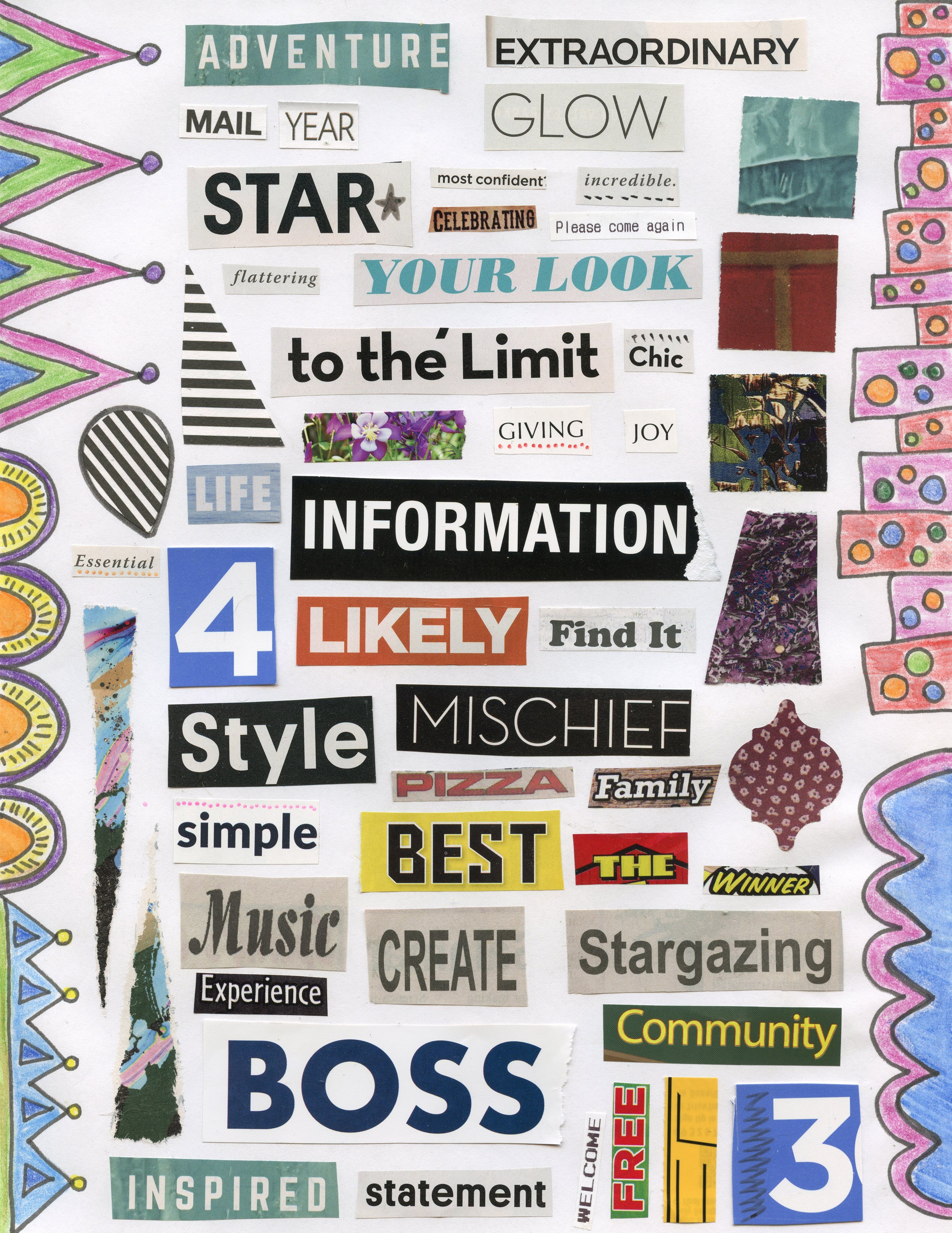 Freebie: Printable Digital Collage Sheet – Hg Designs - Free Printable Digital Collage Sheets