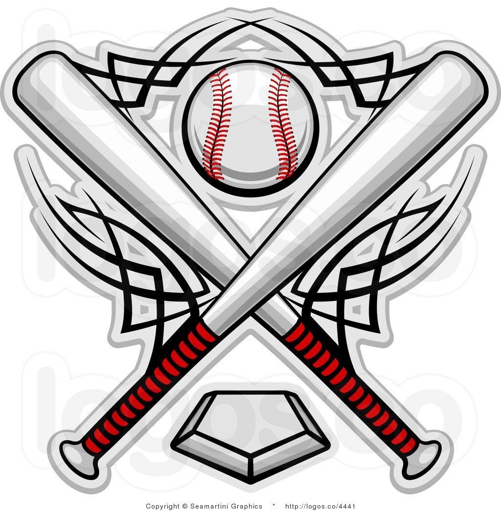 Free+Clip+Art+Baseball   Royalty Free Sport Stock Logo Clipart - Free Printable Baseball Logos