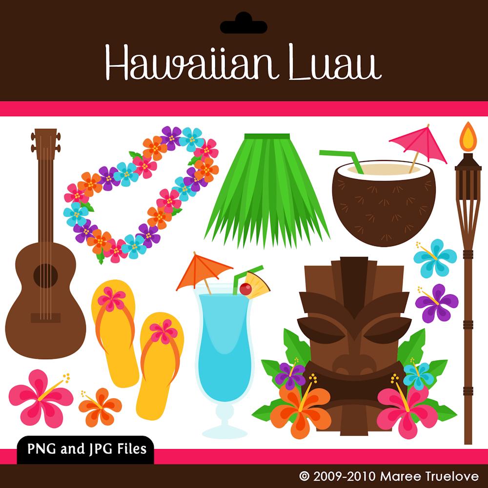 Free+Printable+Hawaiian+Luau+Clip+Art | Eadfbvxfbxfgcbv | Luau - Free Printable Luau Clipart