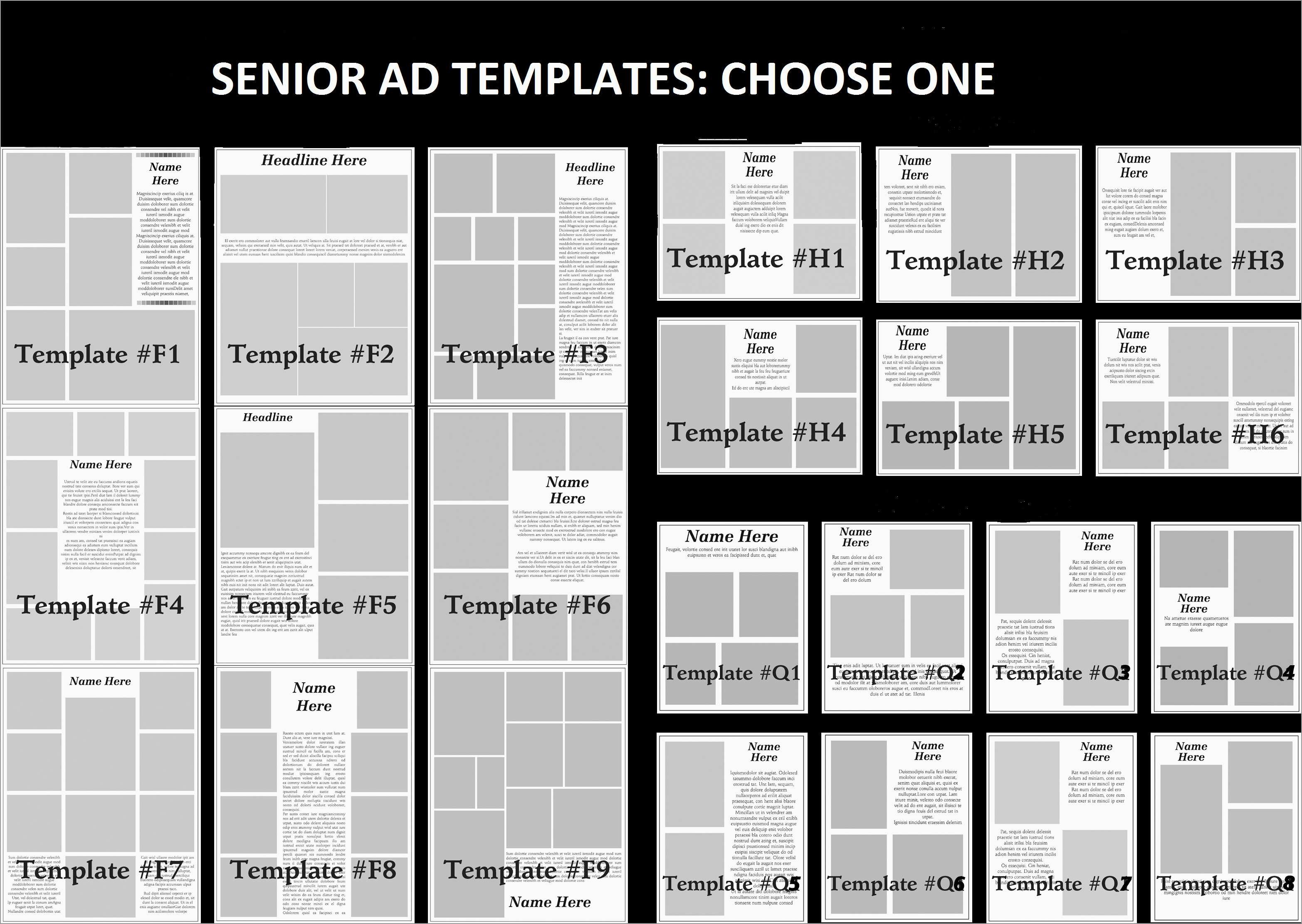 Fresh Free Yearbook Templates | Best Of Template - Free Printable Yearbook Templates