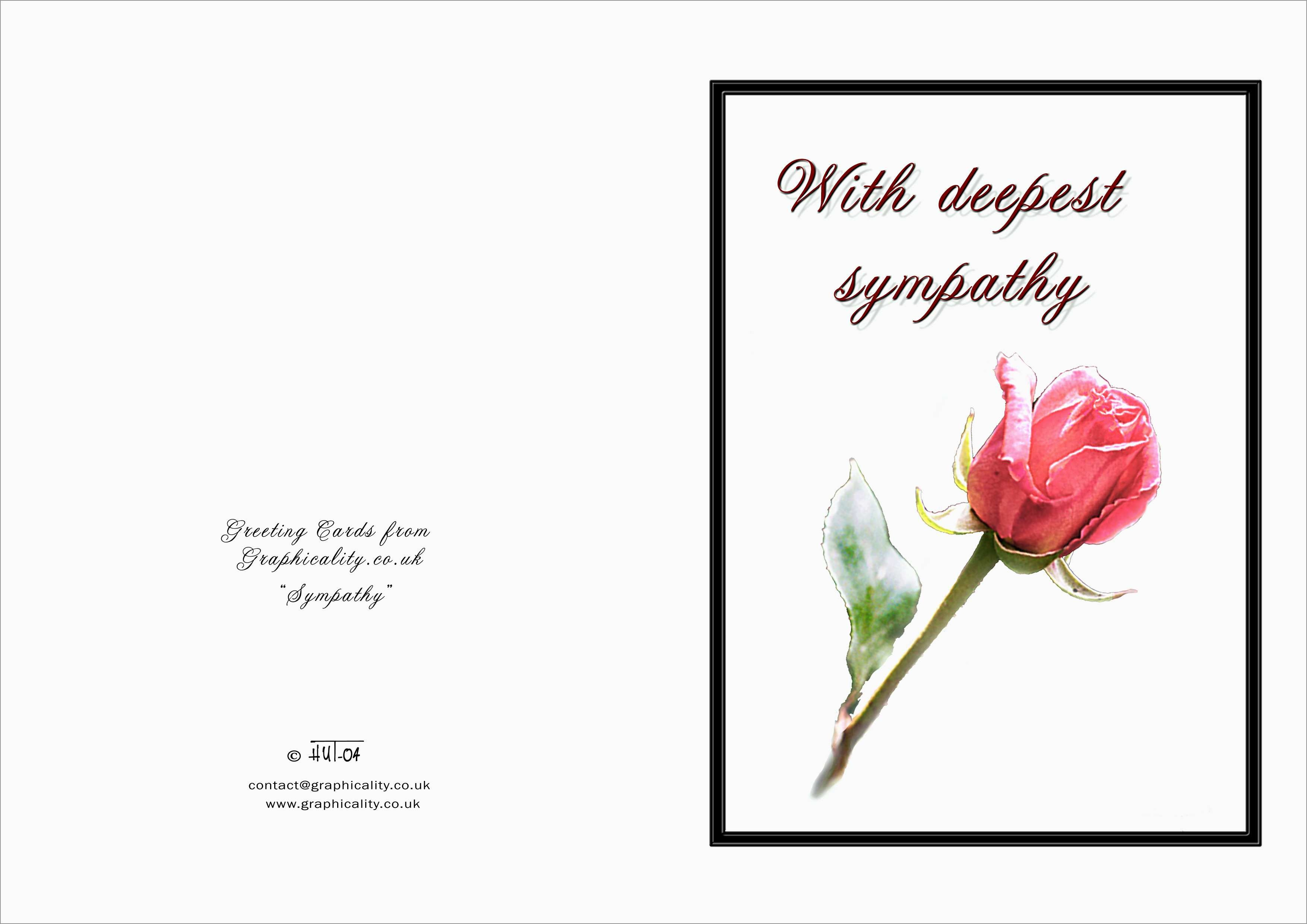 Fresh Memorial Cards For Funeral Template Free | Best Of Template - Free Printable Memorial Card Template