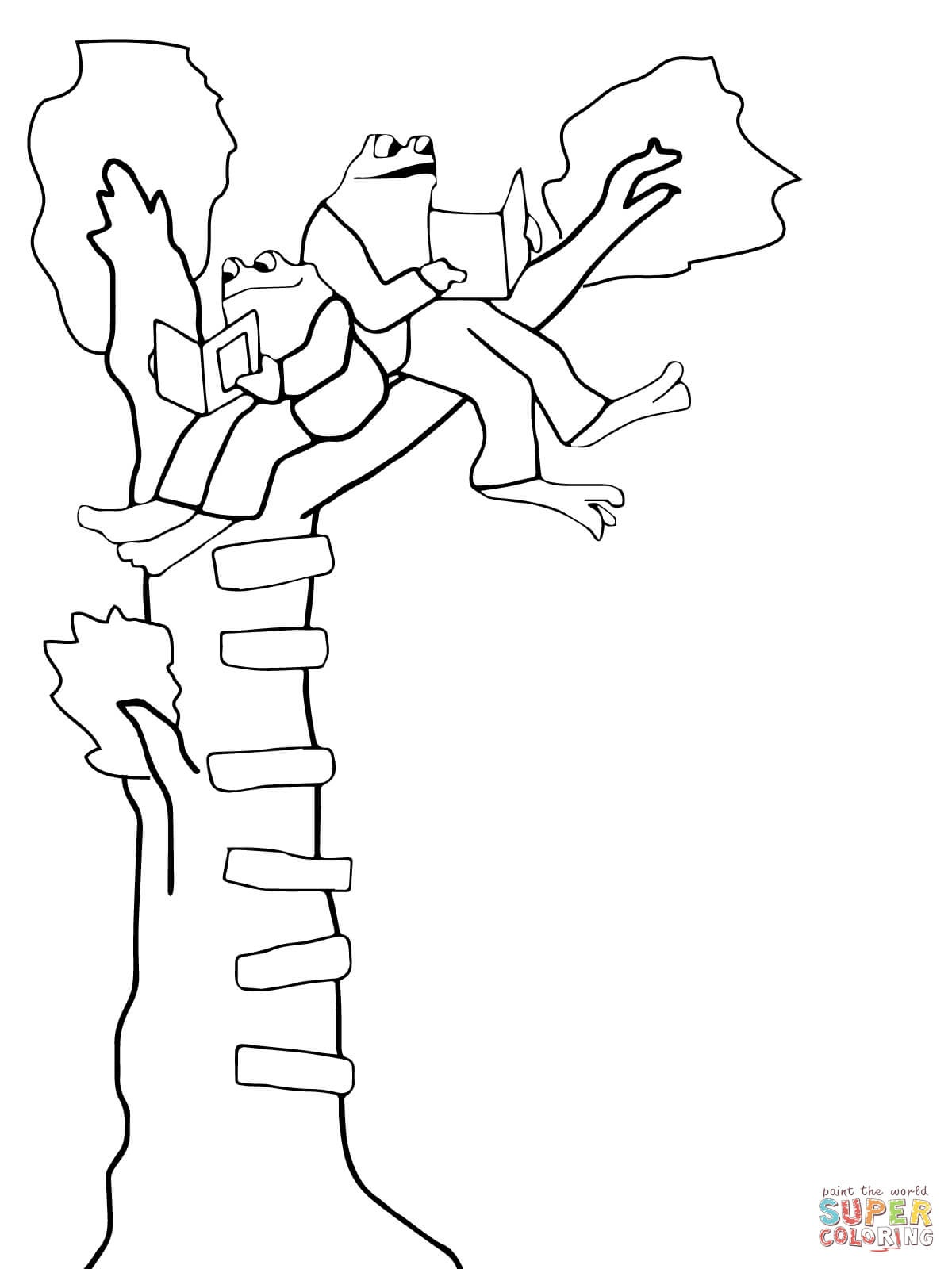 Frog And Toad Coloring Page | Free Printable Coloring Pages - Free Frog And Toad Are Friends Printables
