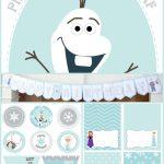 Frozen Birthday Party Printables   Capturing Joy With Kristen Duke   Free Frozen Printables