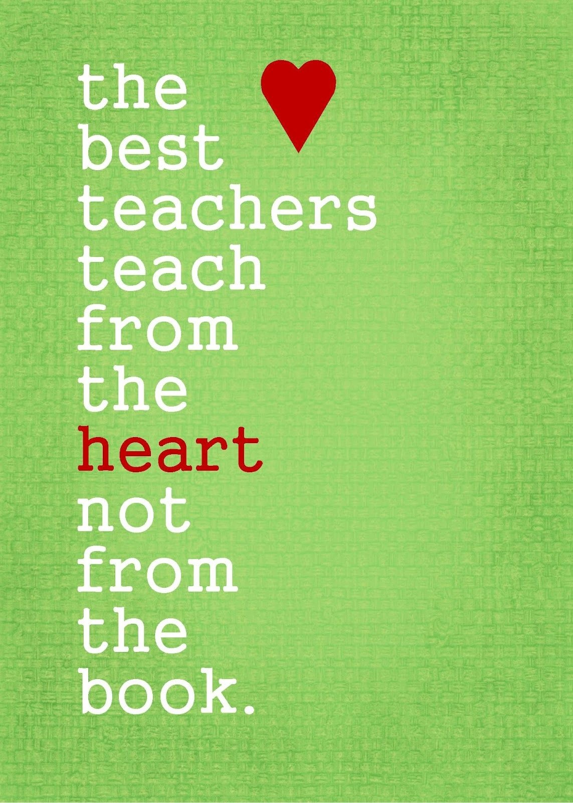 Full Of Great Ideas: Teacher Gifts - Free Printable Quotes And - Free Printable Quotes For Teachers
