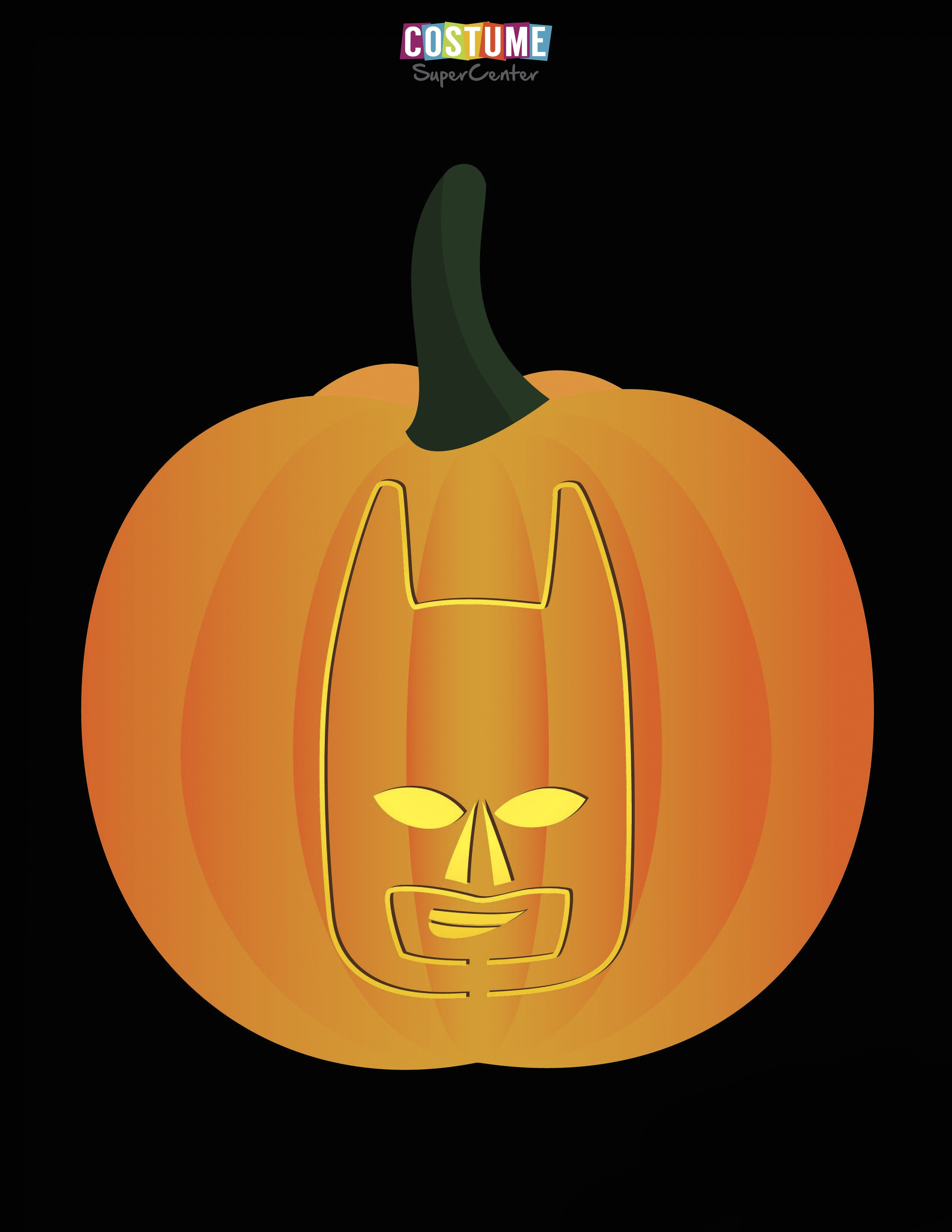Fun And Free Printable Themed Pumpkin Carving Stencils — All For The - Free Printable Pumpkin Carving Stencils