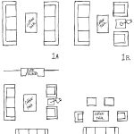 Furniture Templates. Printable Furniture Templates For Floor Plans   1 8 Inch Scale Furniture Templates Printable Free