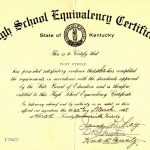 Ged Template   Tutlin.psstech.co   Free Printable Ged Certificate