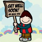 Get Well #card Free Printable We Miss You Greeting Card | Get Well   Free Printable We Will Miss You Greeting Cards