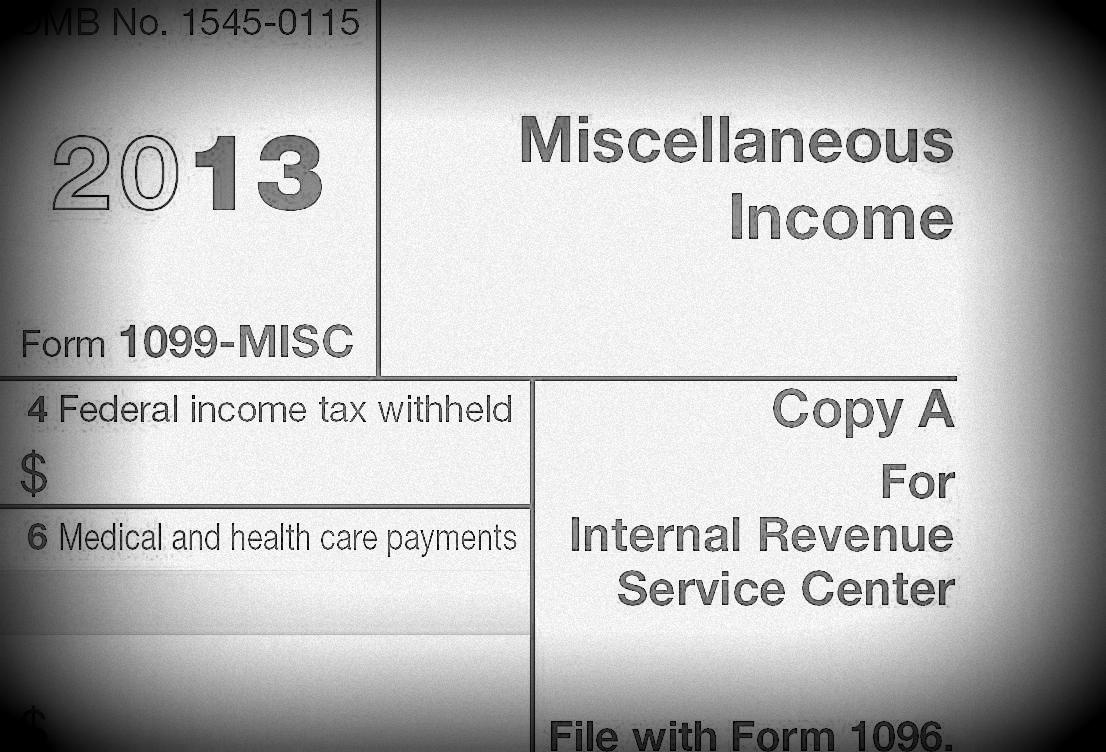 Get Your 1099-Miscs Right In 5 Easy Steps | Cartwheel: Technology - Free Printable 1099 Misc Form 2013