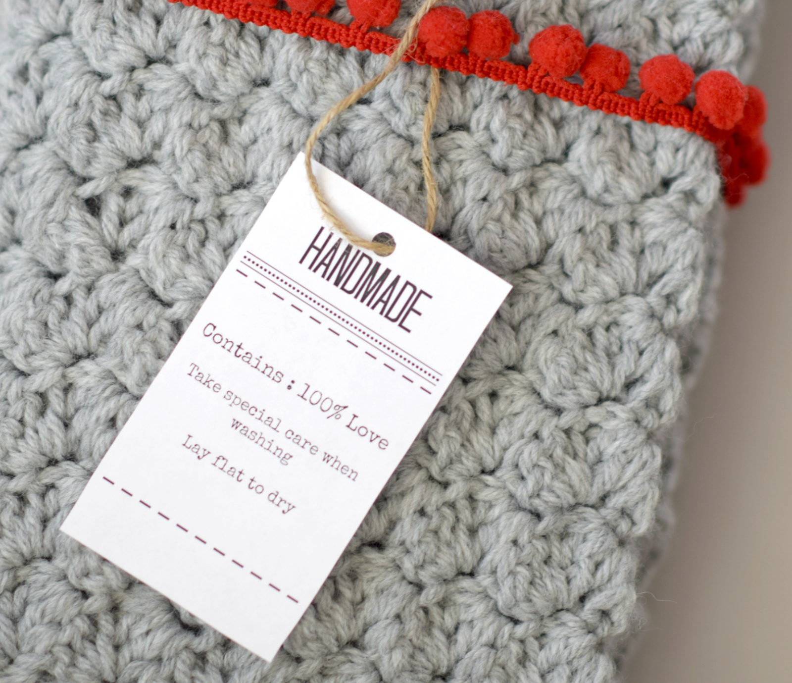 Gift Labels And Tags For Handmade Items – Mama In A Stitch - Free Printable Knitting Labels