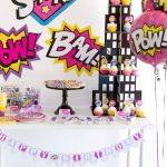 Girl Superhero Free Printable Downloads | Fun365   Free Superhero Party Printables