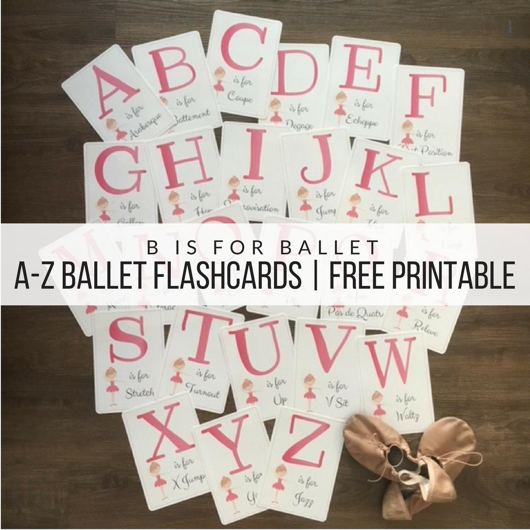 Girlmommyblogcom.files.wordpress/2017/03/b-Is- - Free Printable Dance Recital Cards