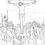 Good Friday Coloring Pages | Easter | Cross Coloring Page, Bible   Free Printable Good Friday Coloring Pages