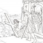 Good Friday Coloring Pages | Free Coloring Pages   Free Printable Good Friday Coloring Pages