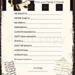 Graduation Advice Cards Instant Download31Flavorsofdesign   Free Printable Graduation Advice Cards