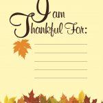 Gratitude This Thanksgiving | American Greetings Blog   Happy Thanksgiving Cards Free Printable