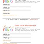 Guess What The Baby Ate   Candy Bar Dirty Diaper Game   Candy Bar Baby Shower Game Free Printable