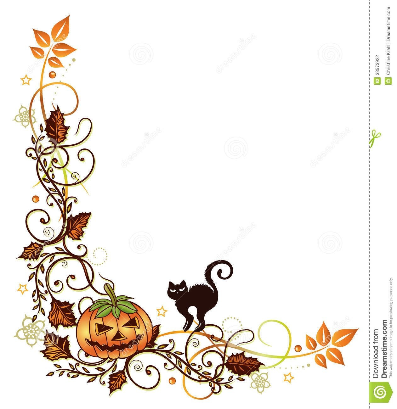 Halloween Border Clipart - Free Large Images   Halloween In 2019 - Free Printable Halloween Clipart Border