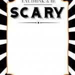 Halloween Invitations Free Printable Template   Paper Trail Design   Free Printable Halloween Invitations For Adults