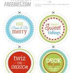 Halloween Jar Circular Label | Free Printable Candy Jar Labels   Free Printable Jar Labels Christmas