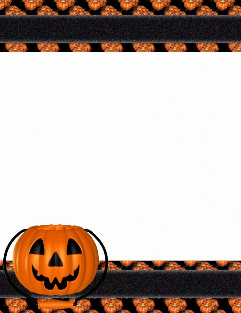 Halloween Letterhead Paper Kid Printables Printable Butterfly - Free Printable Halloween Stationery